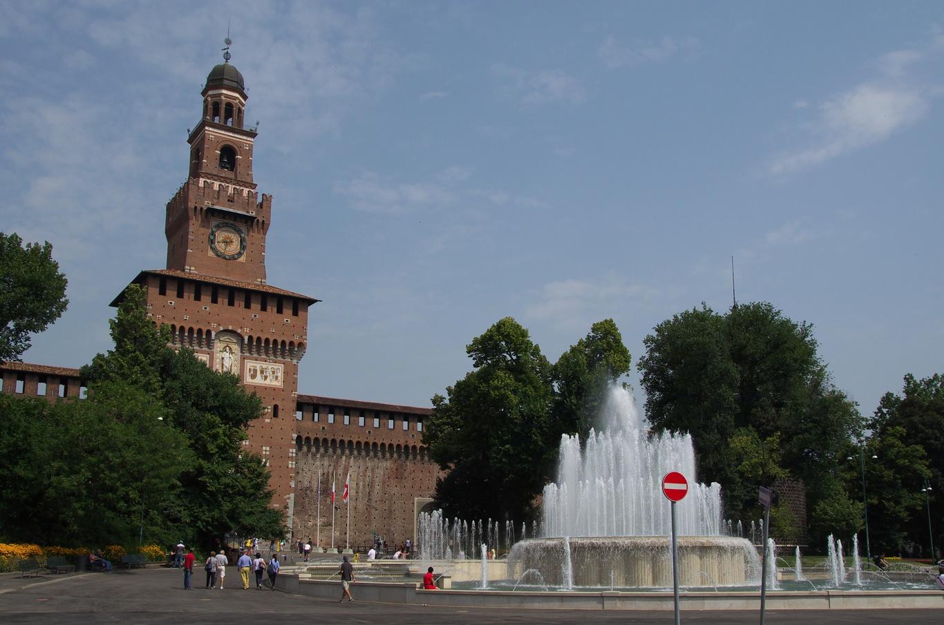 Castello Sforzesco, Milano