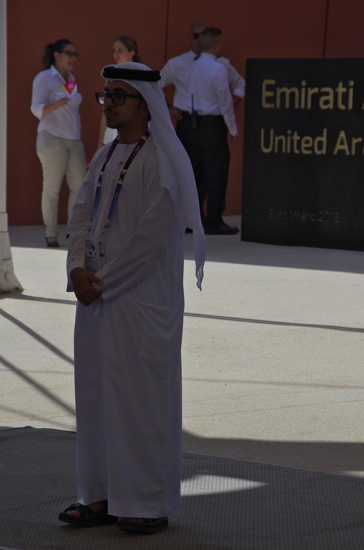 Pavilon Spojených arabských emirátů, EXPO 2015