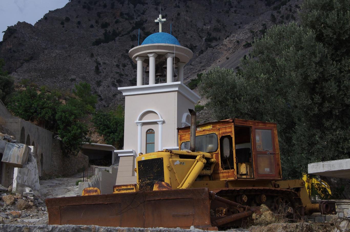 Klášter Agios Nikolaos