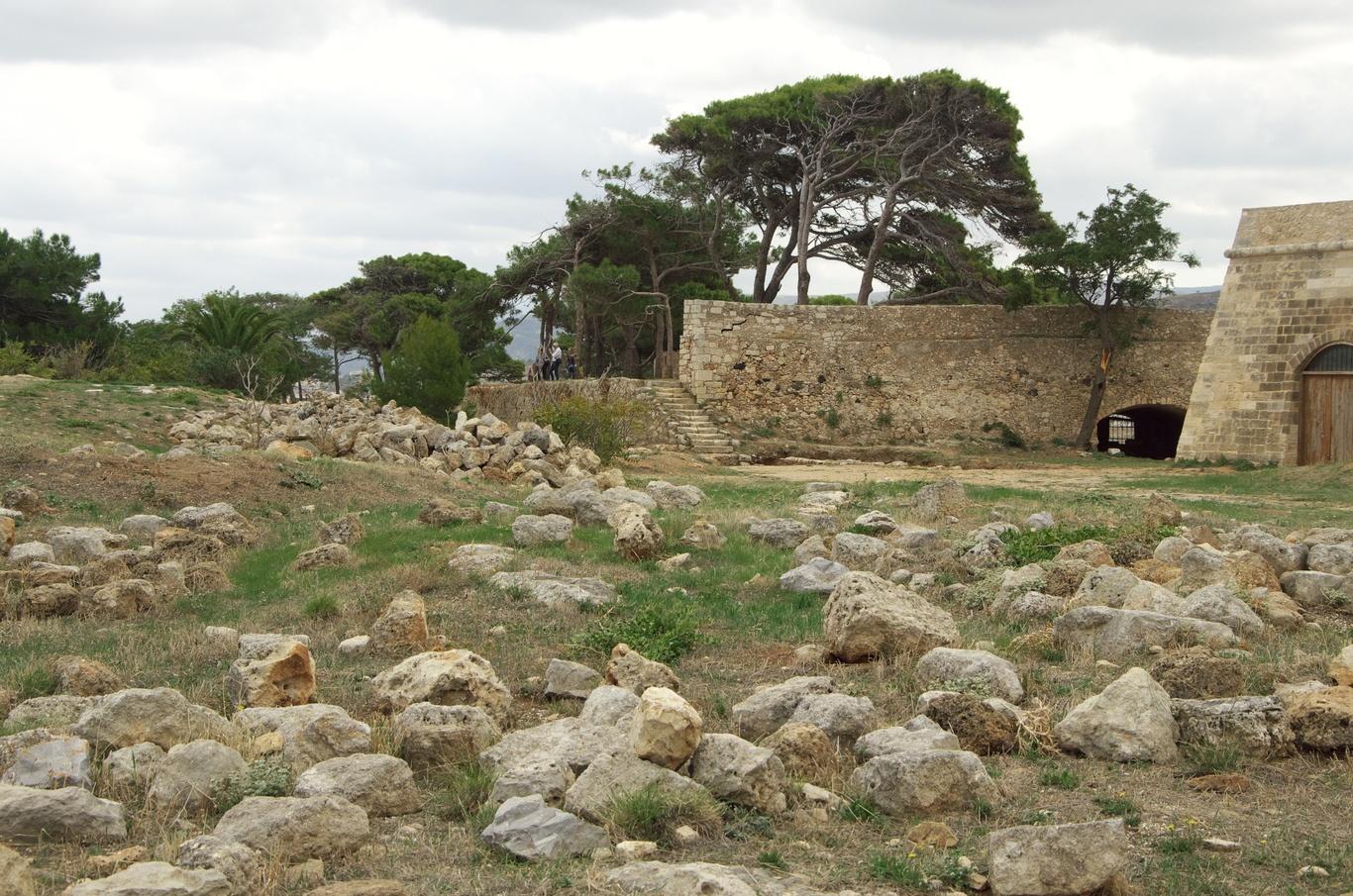 Benátská pevnost, Rethymno