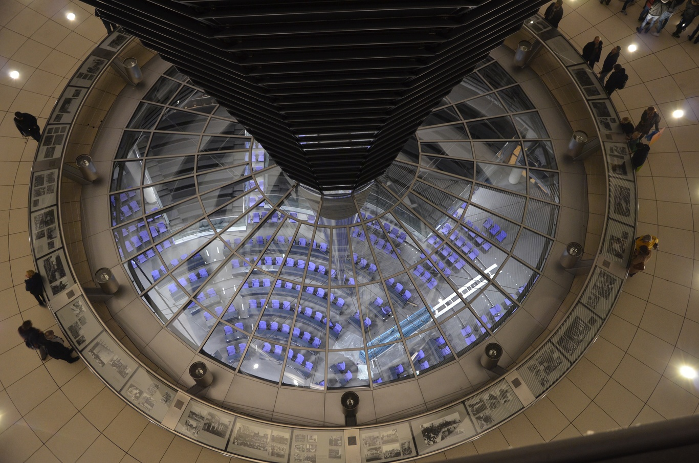 Kopule Bundestagu
