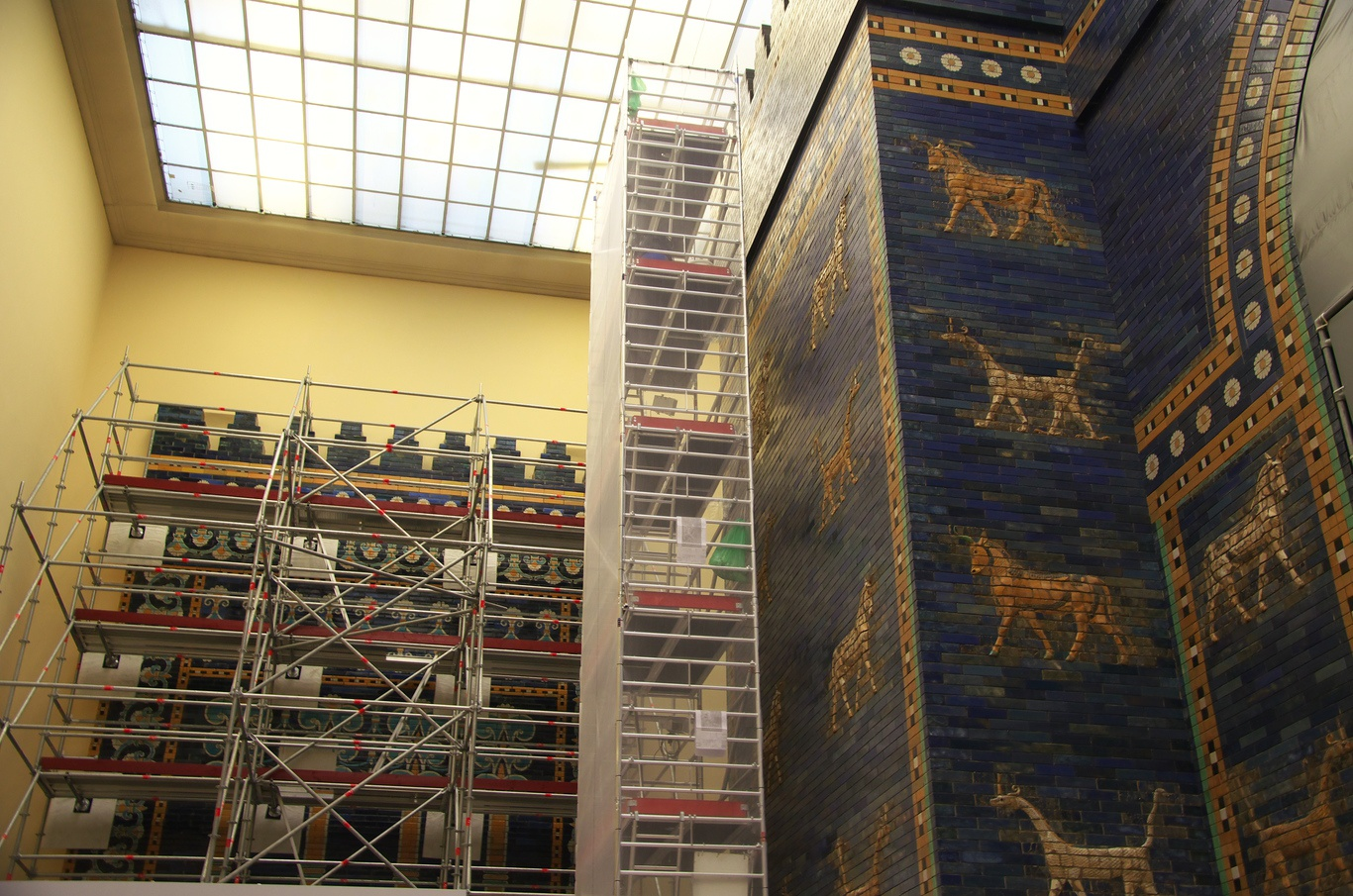 Ištařina brána, Pergamonské muzeum