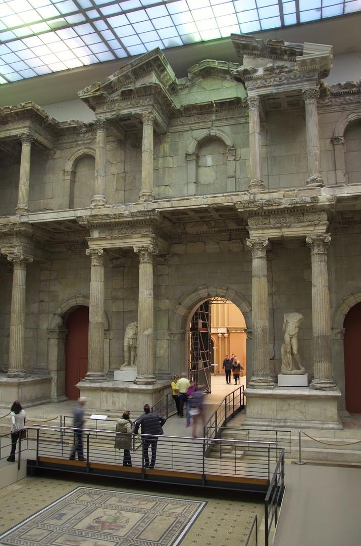 Trhová brána z Milétu, Pergamonské muzeum