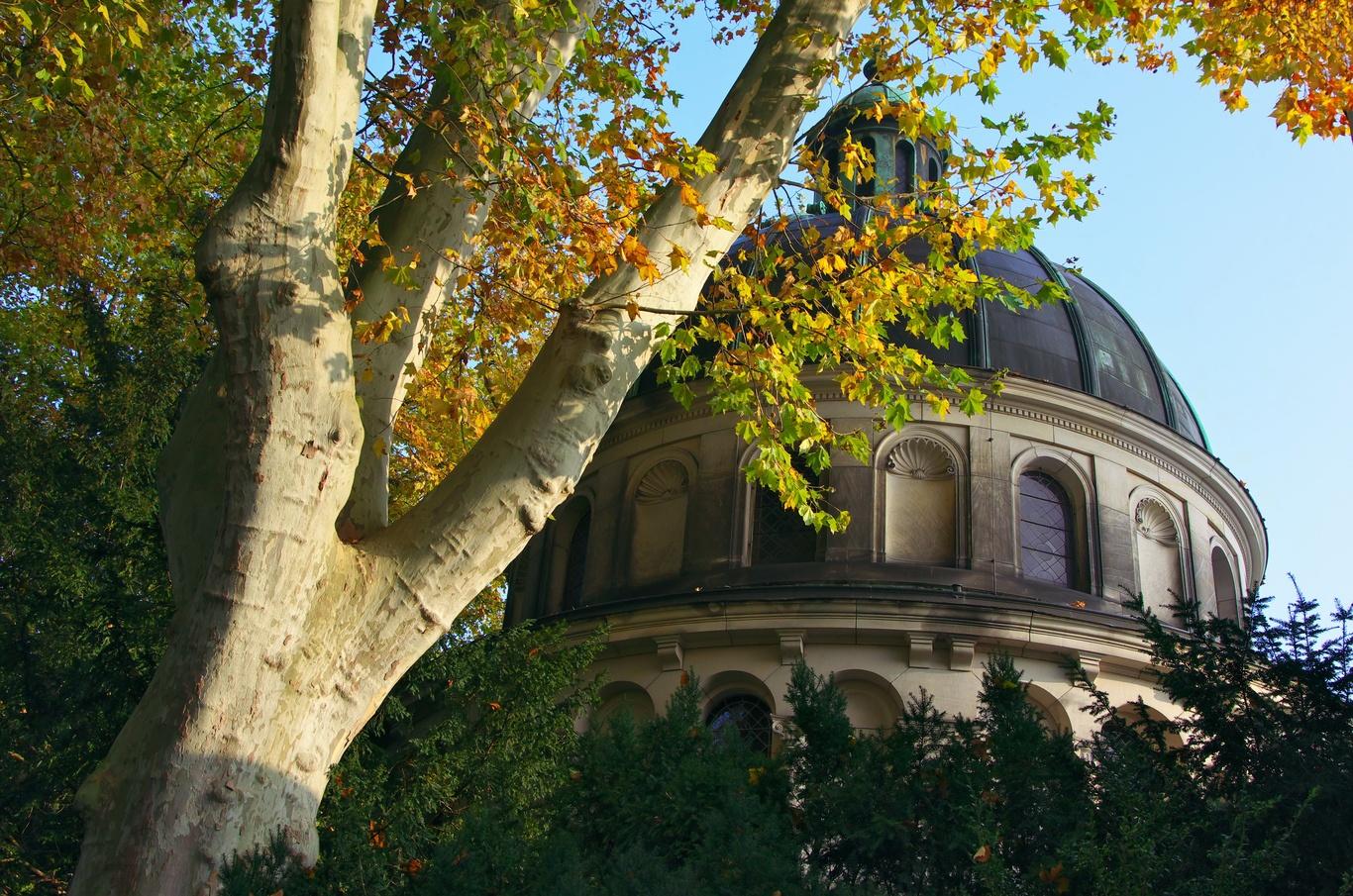 Friedenskirche, park Sanssouci