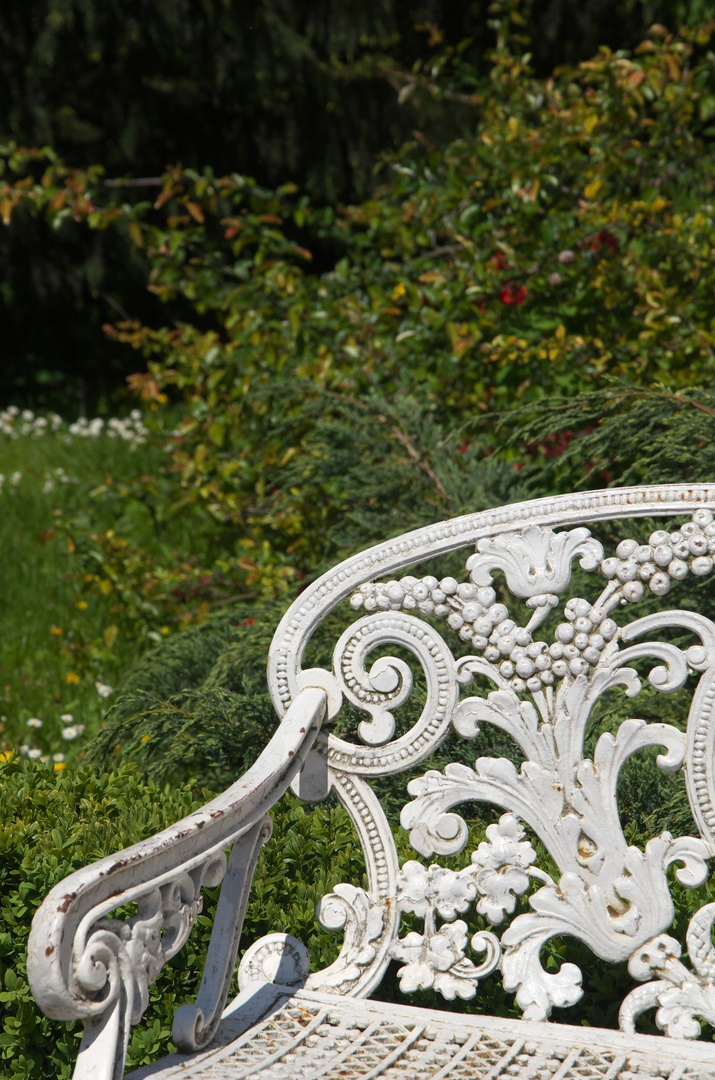Podzámecká zahrada, Kroměříž