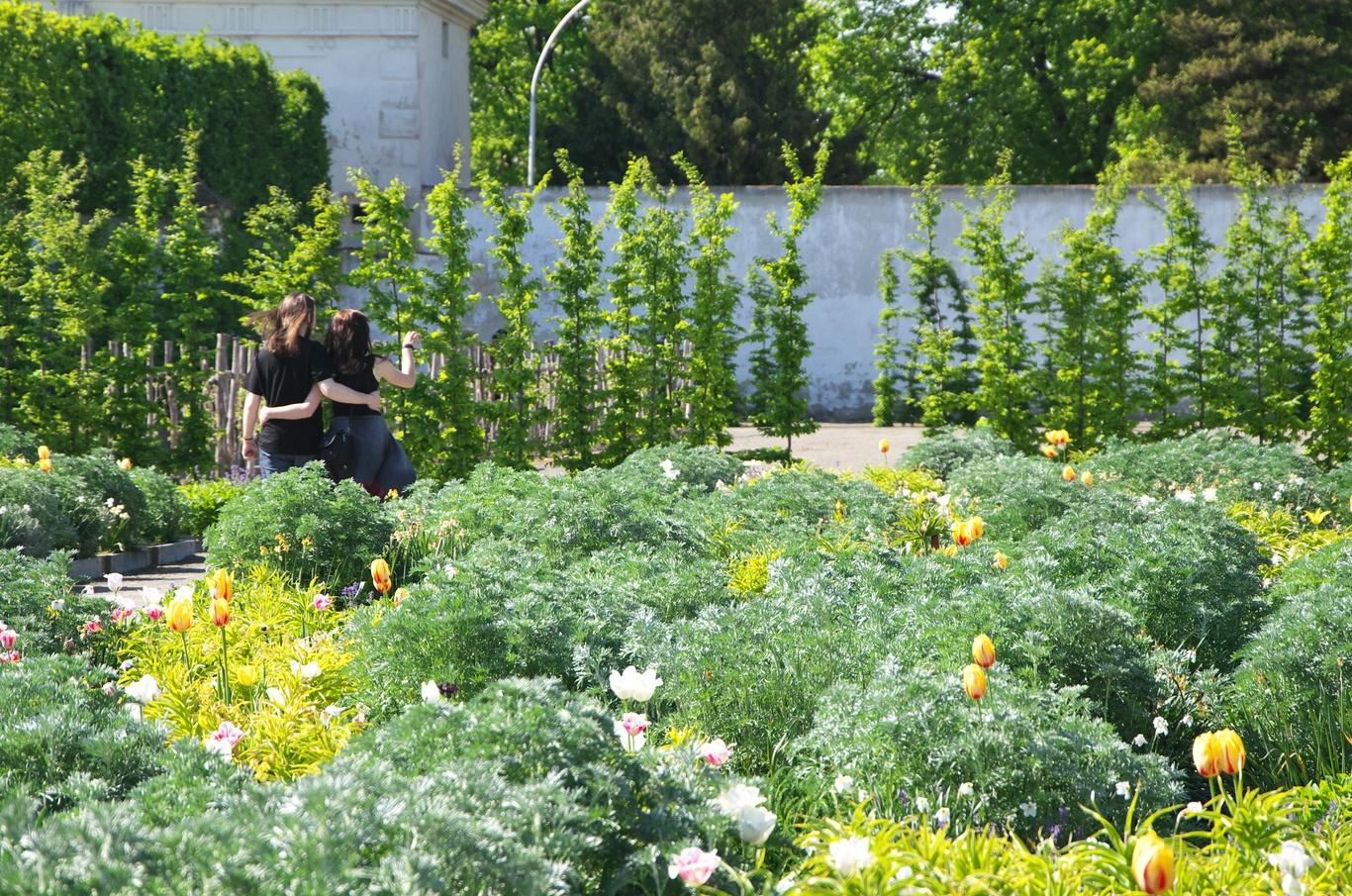 Květná zahrada, Kroměříž