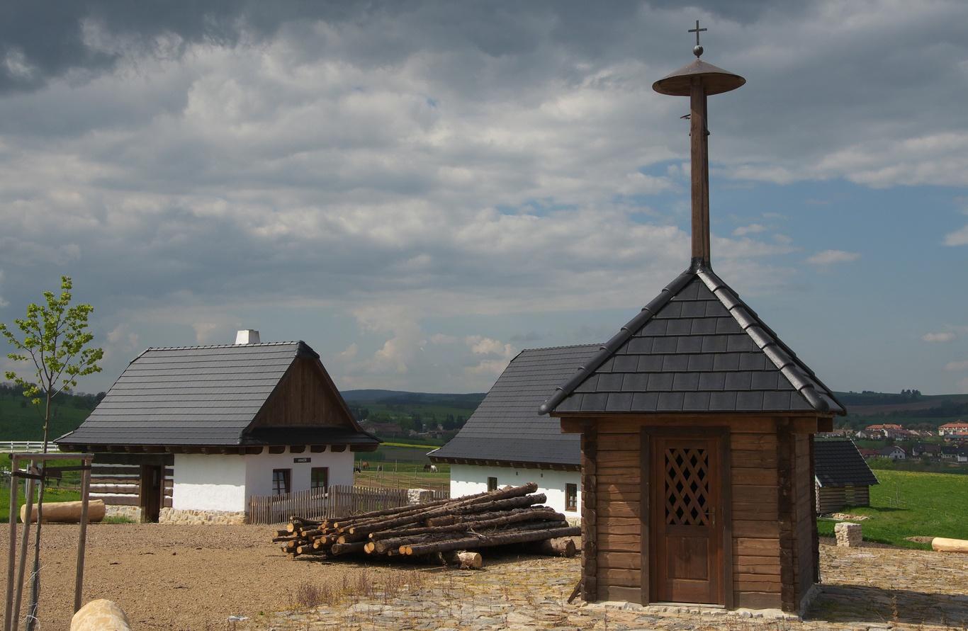 Centrum Eden, Horácká vesnice