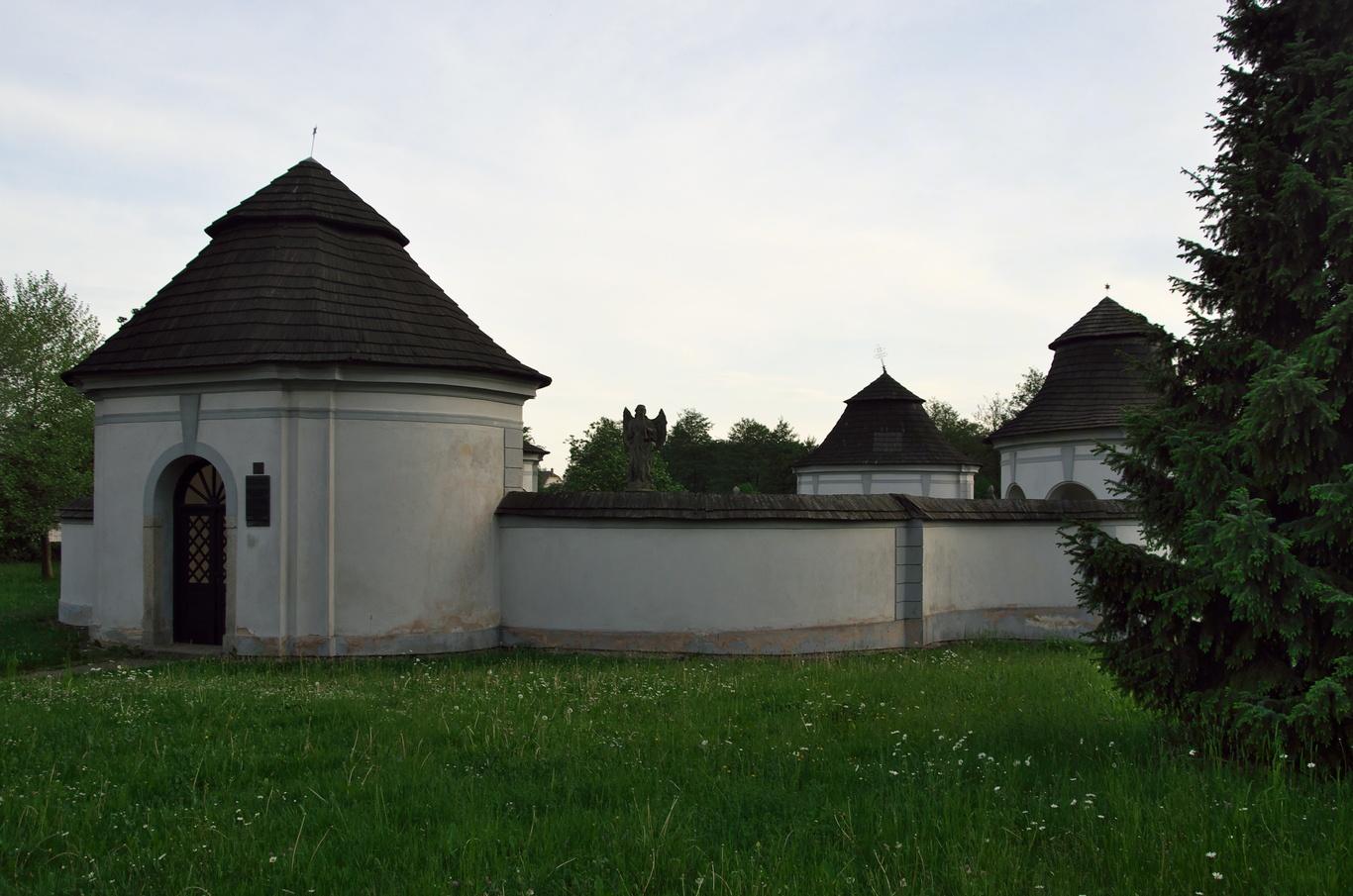 Dolní hřbitov