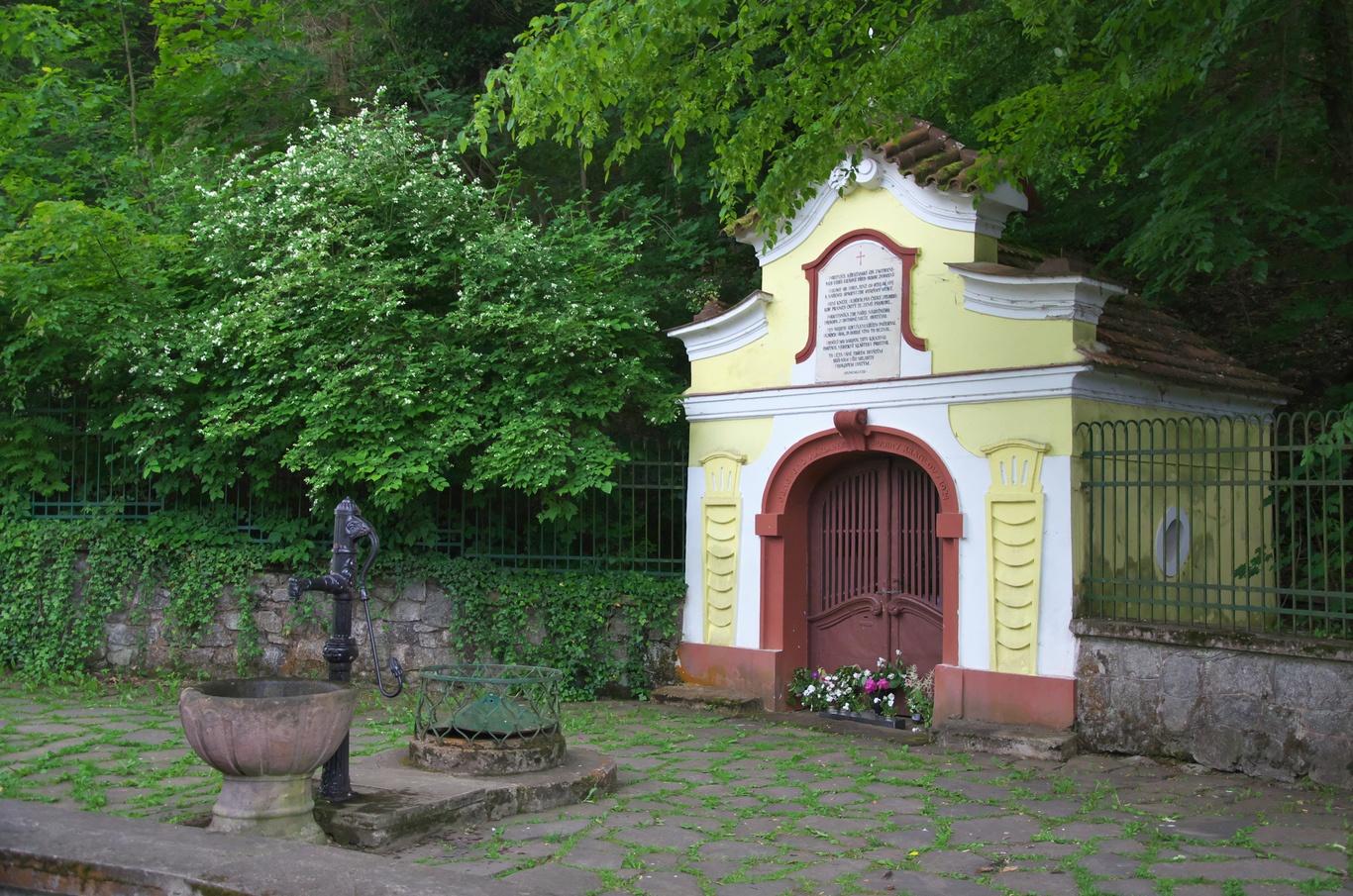 Studánka Vosovka