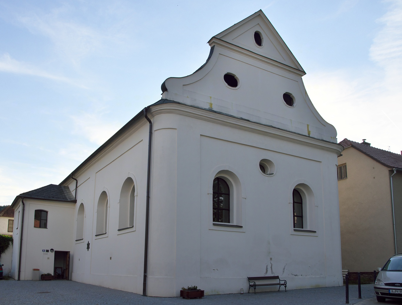 Synagoga, Lomnice