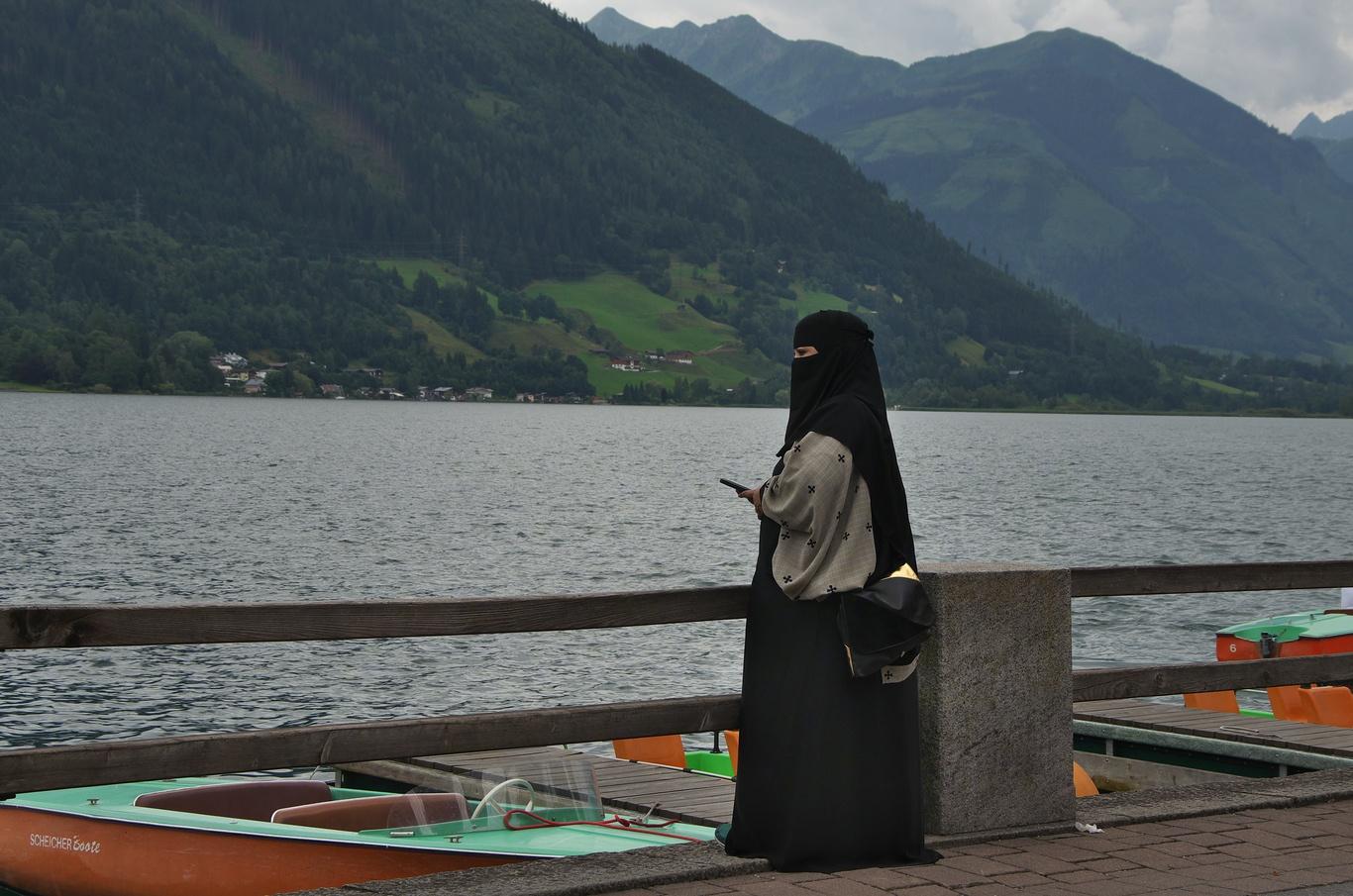 Zell am See, Zeller See