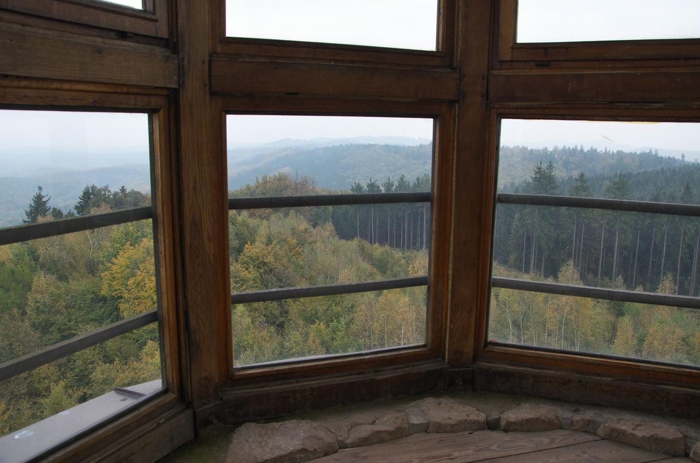 Výhled z Brda