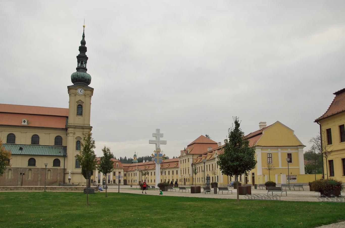 Velehradský klášter