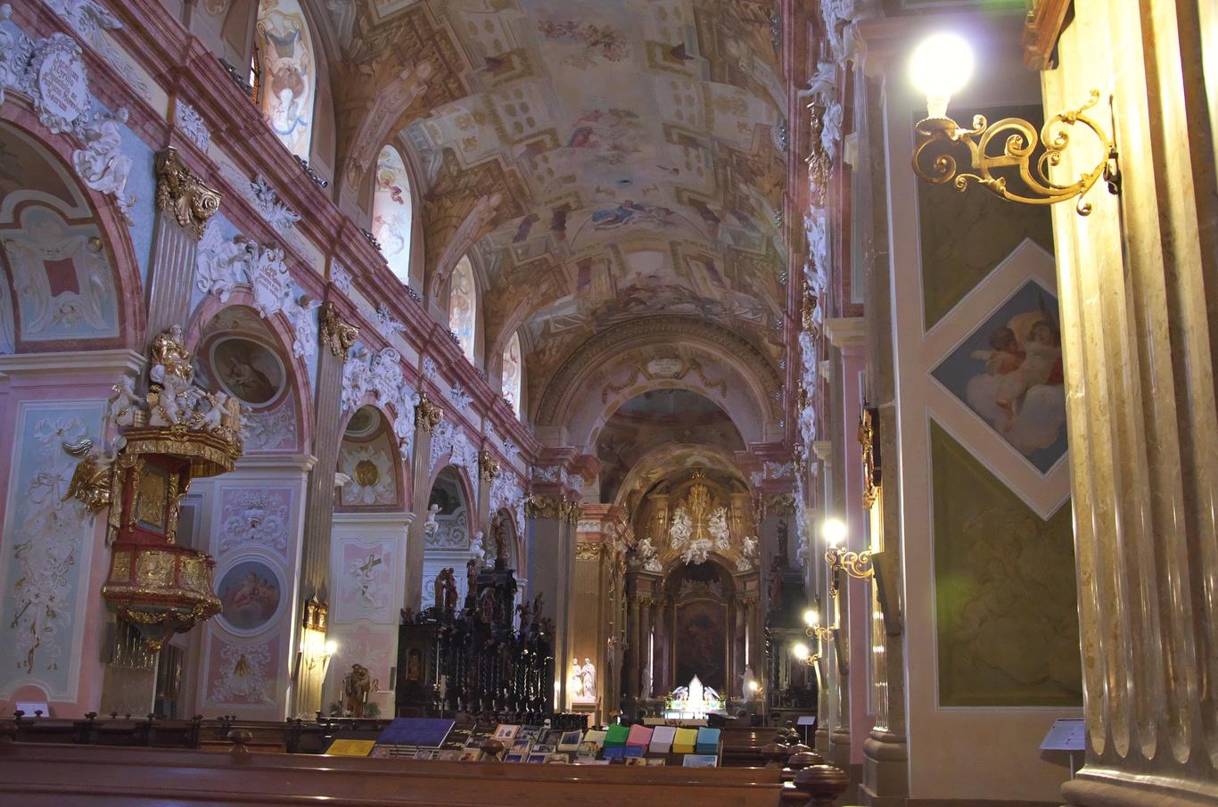 Bazilika Nanebevzetí Panny Marie a sv. Cyrila a Metoděje, Velehrad