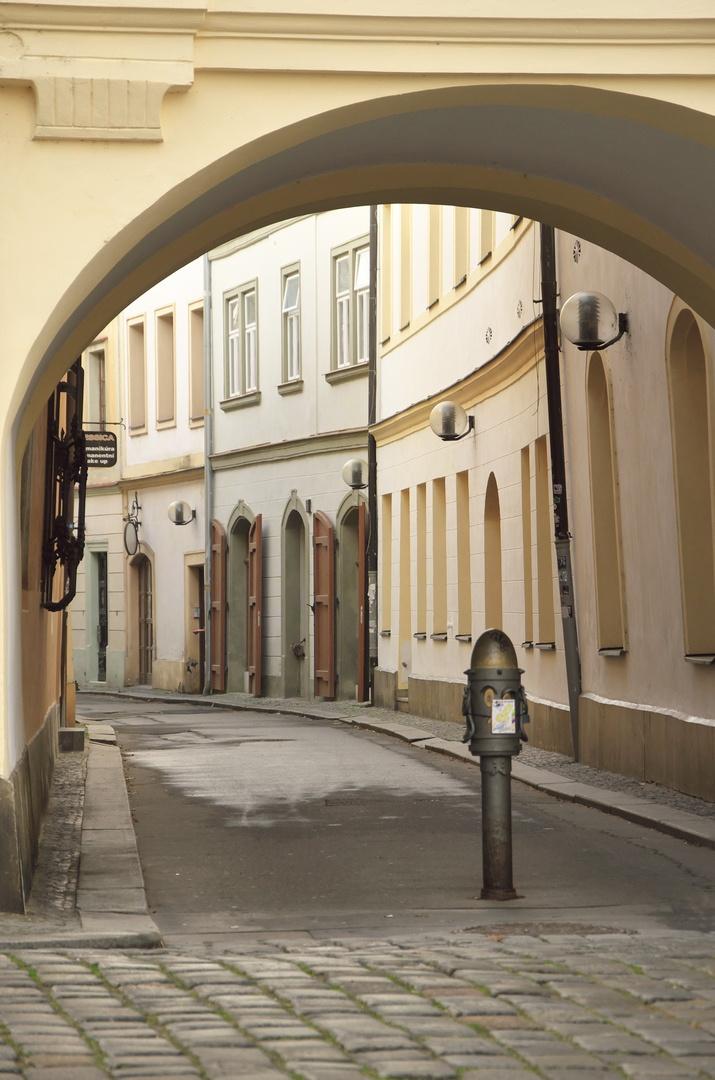 Ulice Pod Sklípky