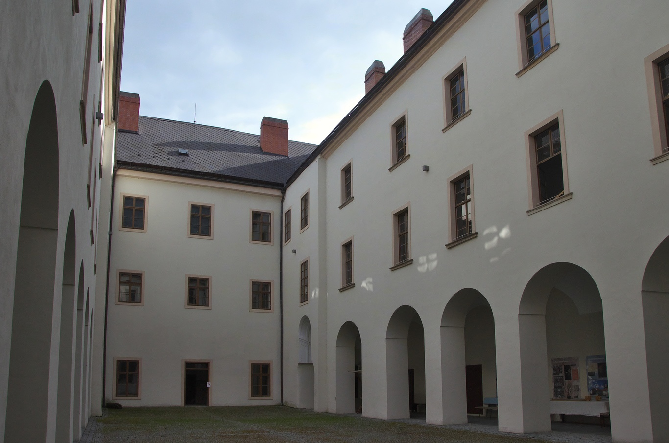 Bývalý augustiniánský klášter
