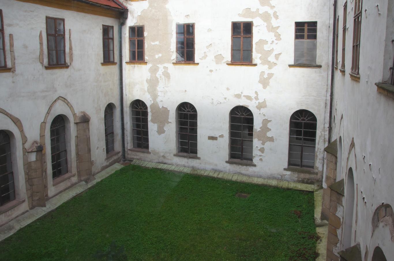 Bývalý augustiniánský klášter, rajská zahrada