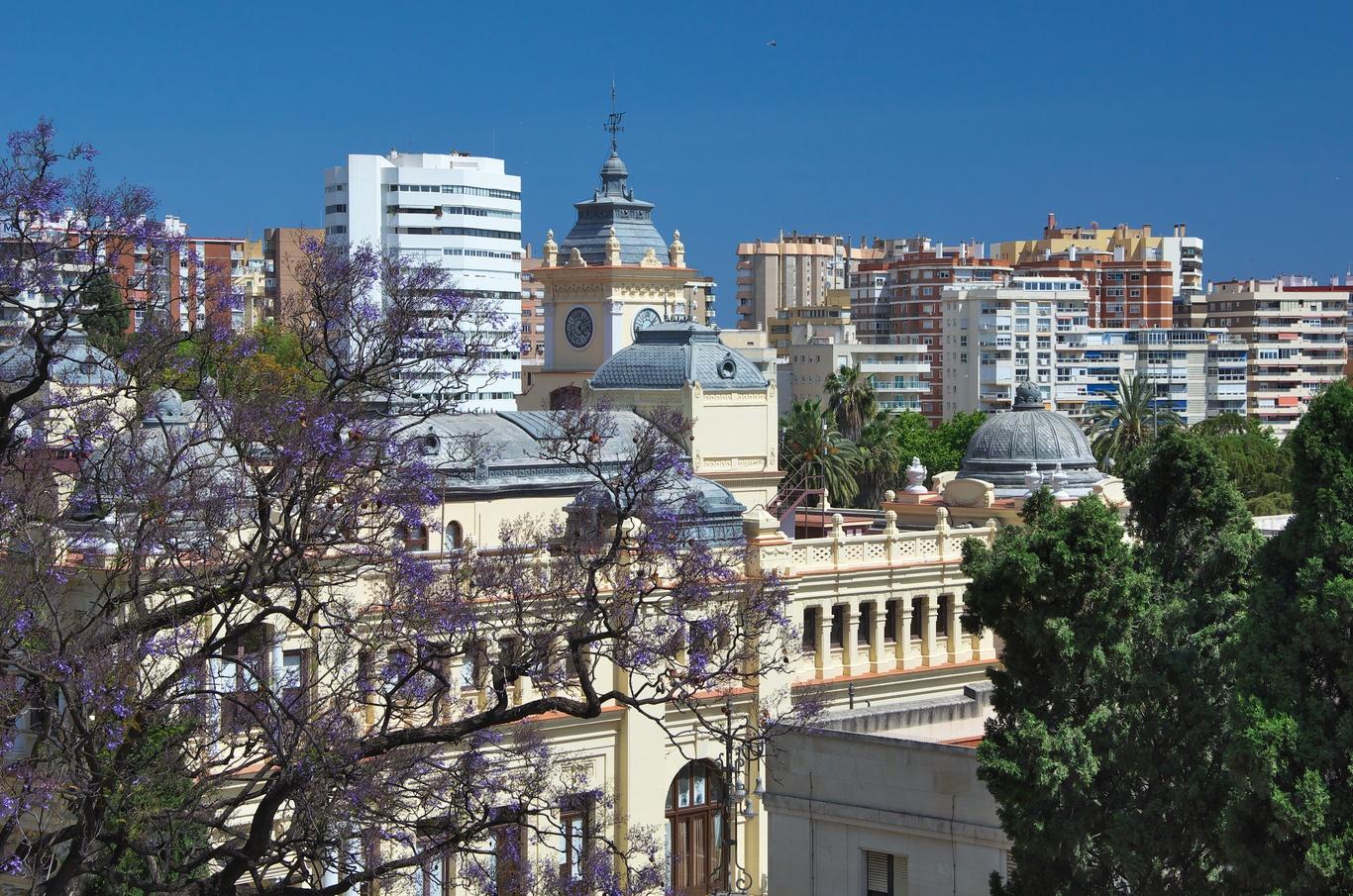 Ayuntamiento de Málaga (radnice)
