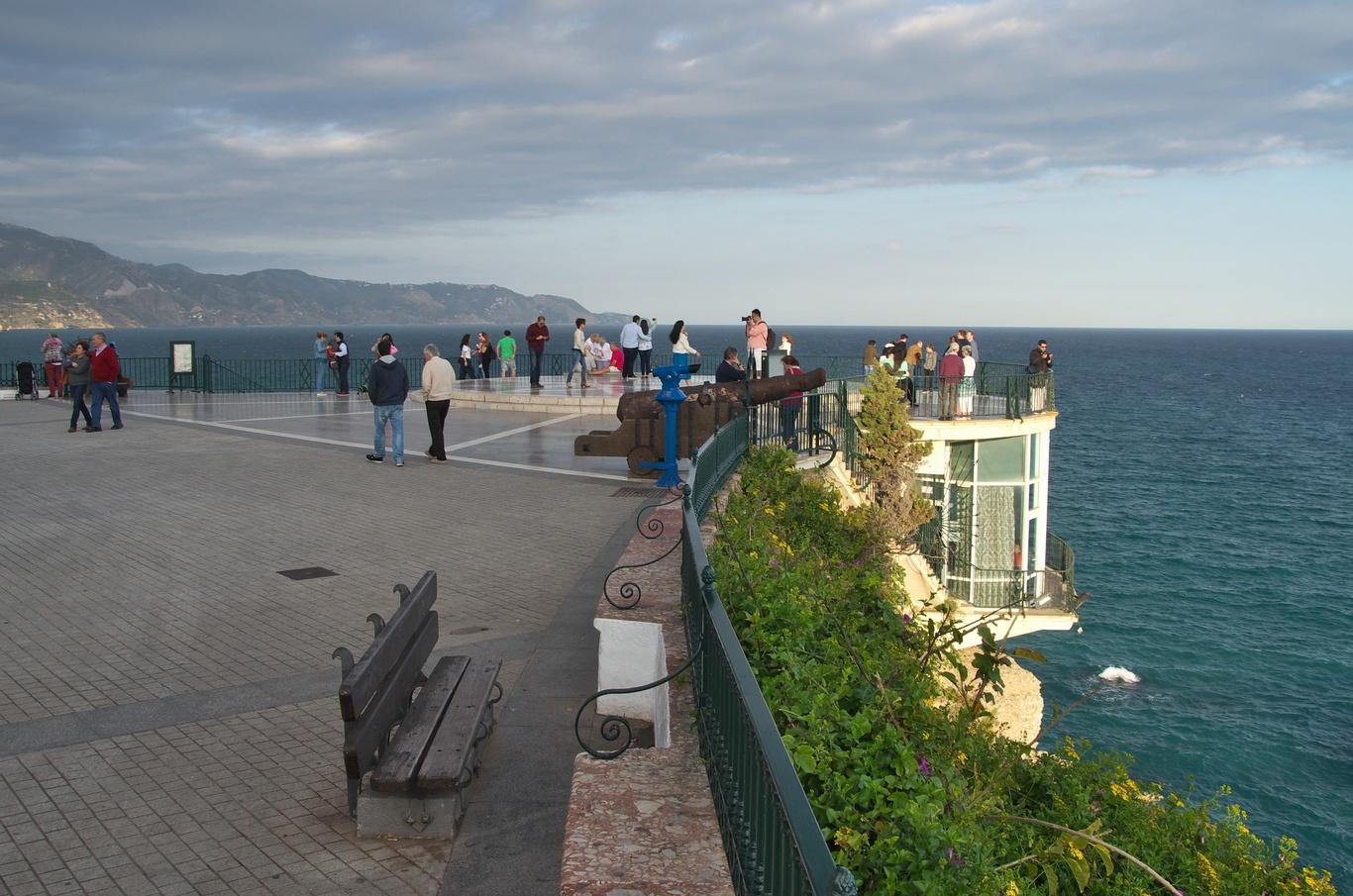 Nerja, Balkon Evropy