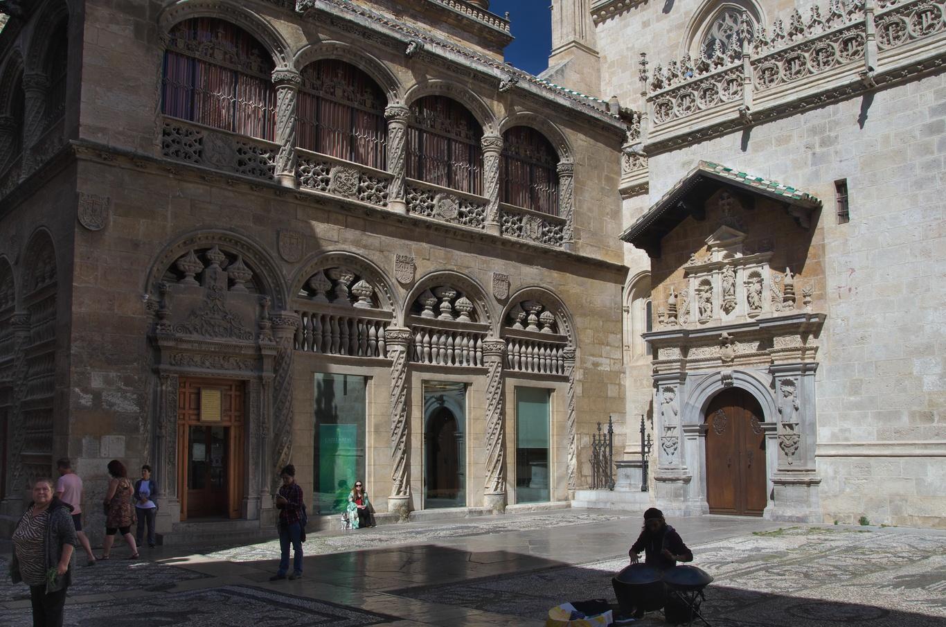 Královská kaple (Capilla Real)