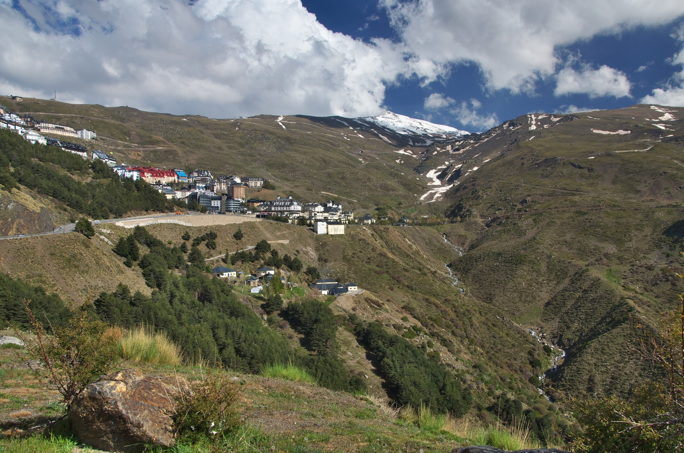 Pradollano a Pico Veleta
