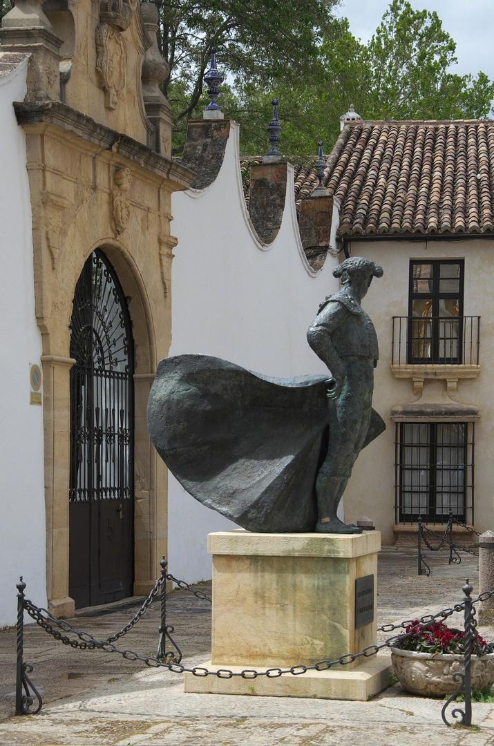 Socha Cayetana Ordóñeze