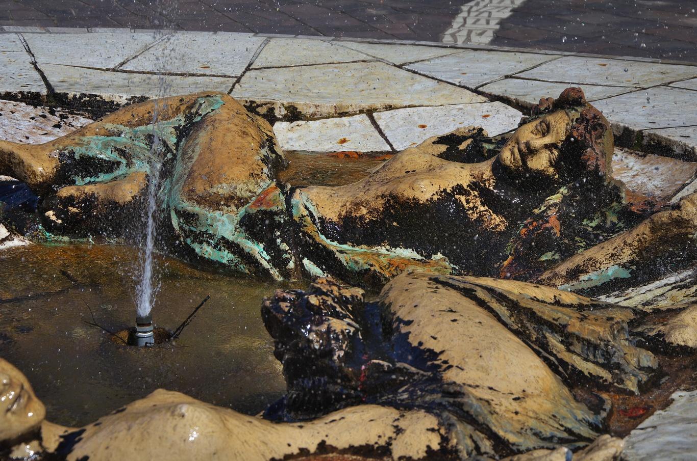 Bruselská fontána