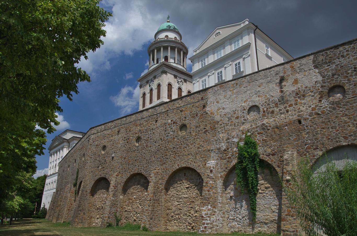 Benediktinské opatství v Pannonhalmě