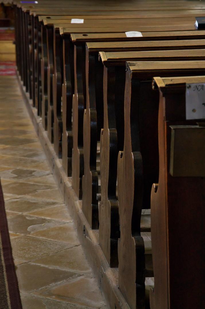 Pavlov, kostel sv. Barbory