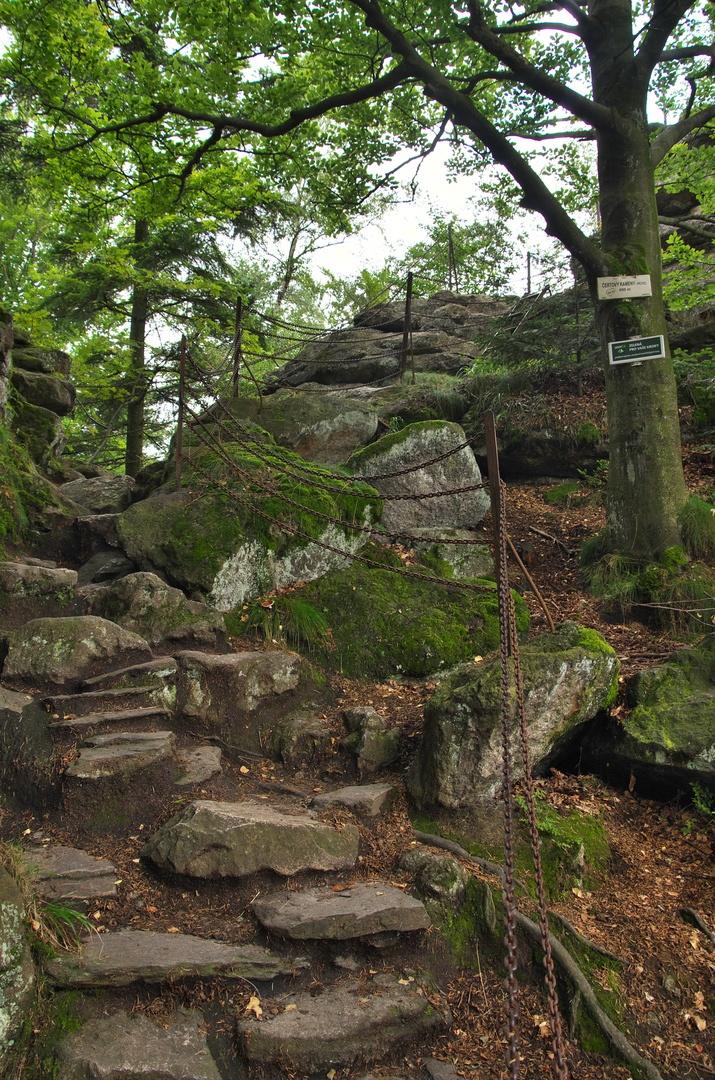 Čertovy kameny