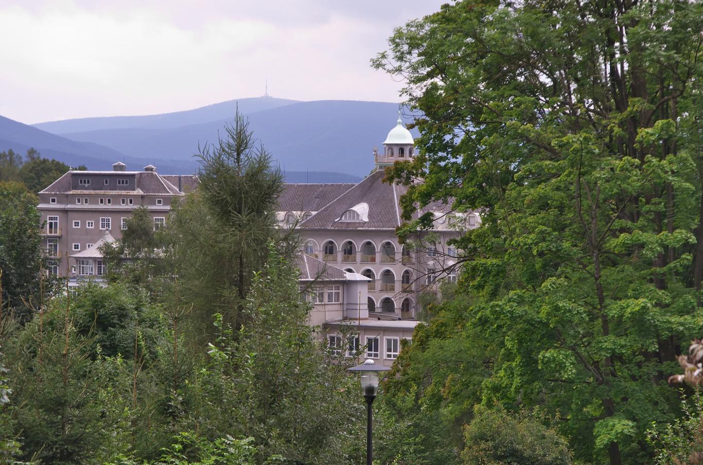 Sanatorium Priessnitz, Lázně Jeseník