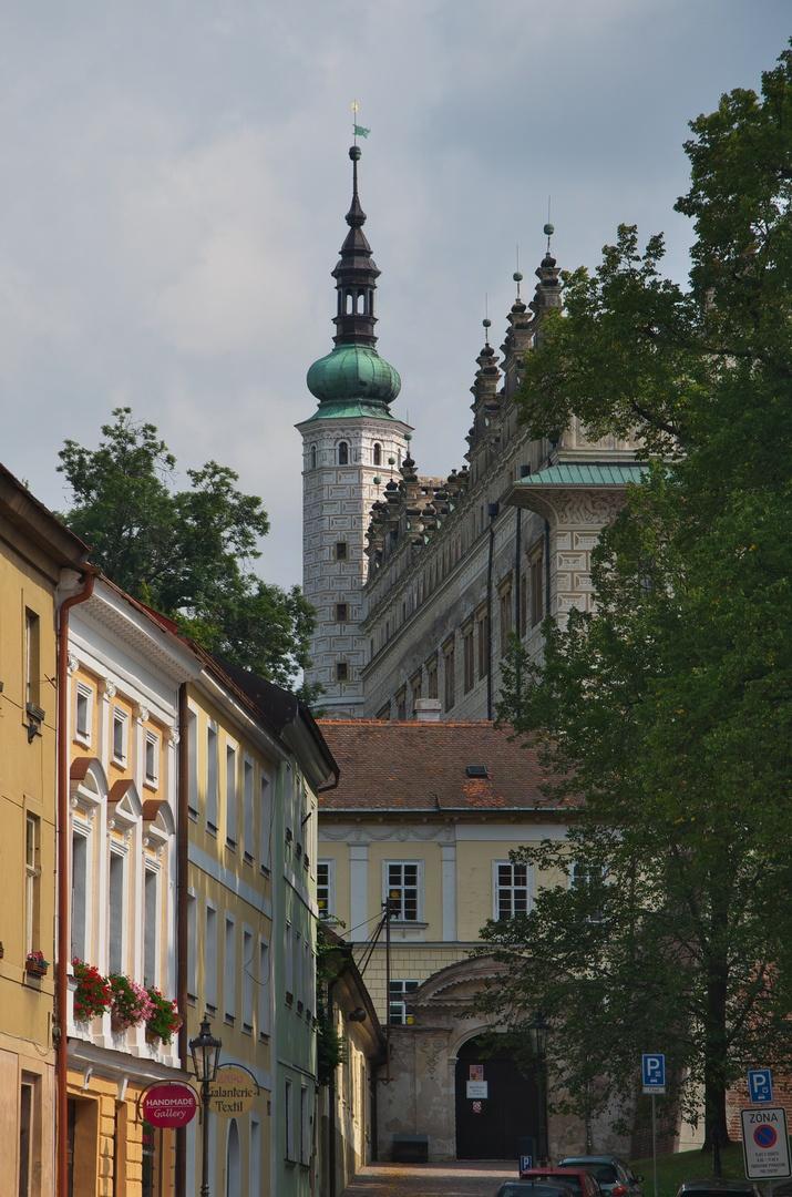 Jiráskova ulice