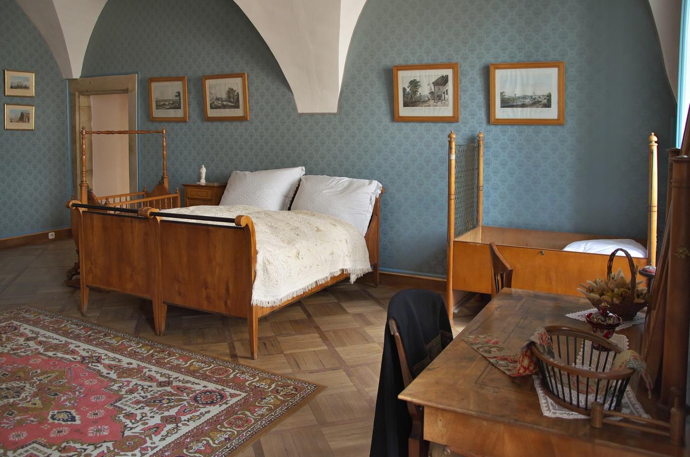 Rodný byt Bedřicha Smetany