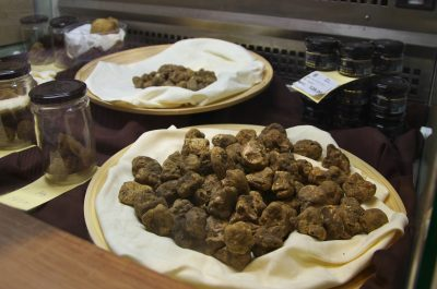 Lanýže/tartufi/truffles