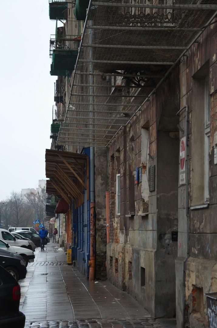 Ulice Brzeska