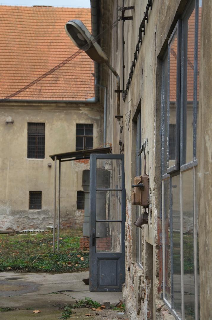 Bývalá brněnská káznice, dvůr č. 3