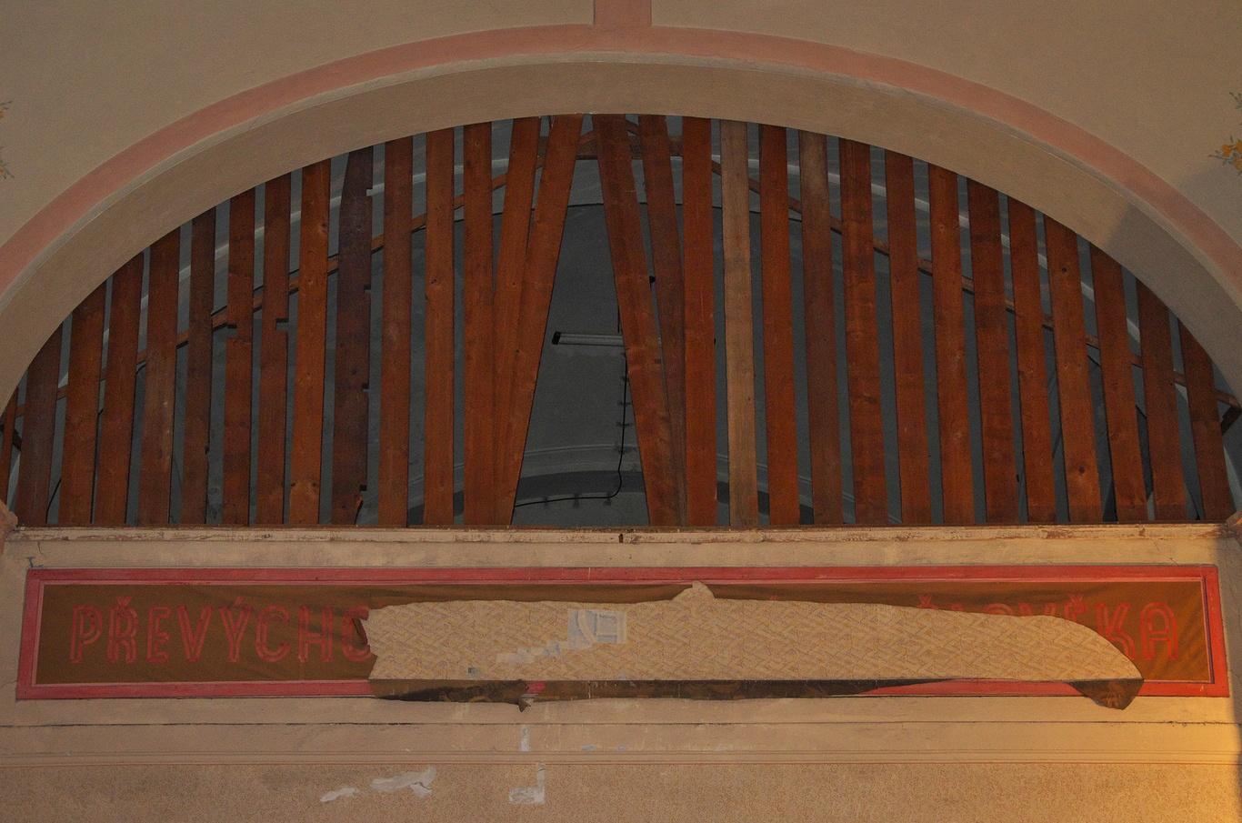 Bývalá brněnská káznice, kaple