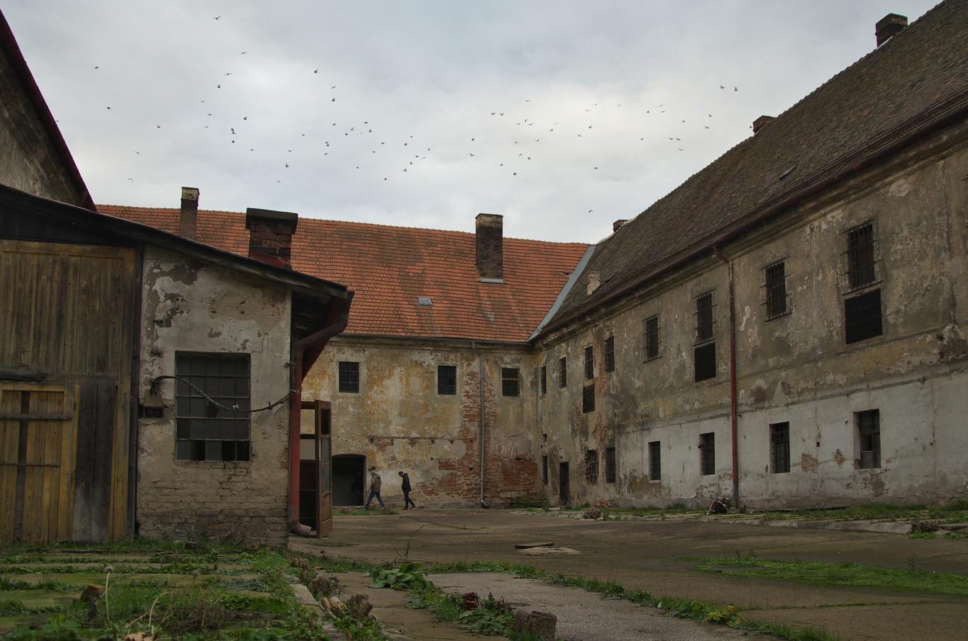 Bývalá brněnská káznice, dvůr č. 1 - ženský
