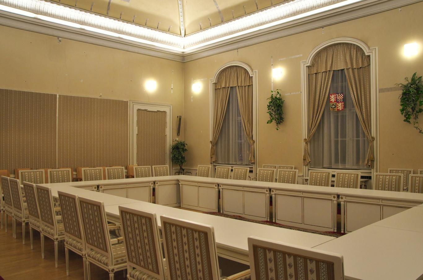 Nová radnice, Sál Rady města Brna