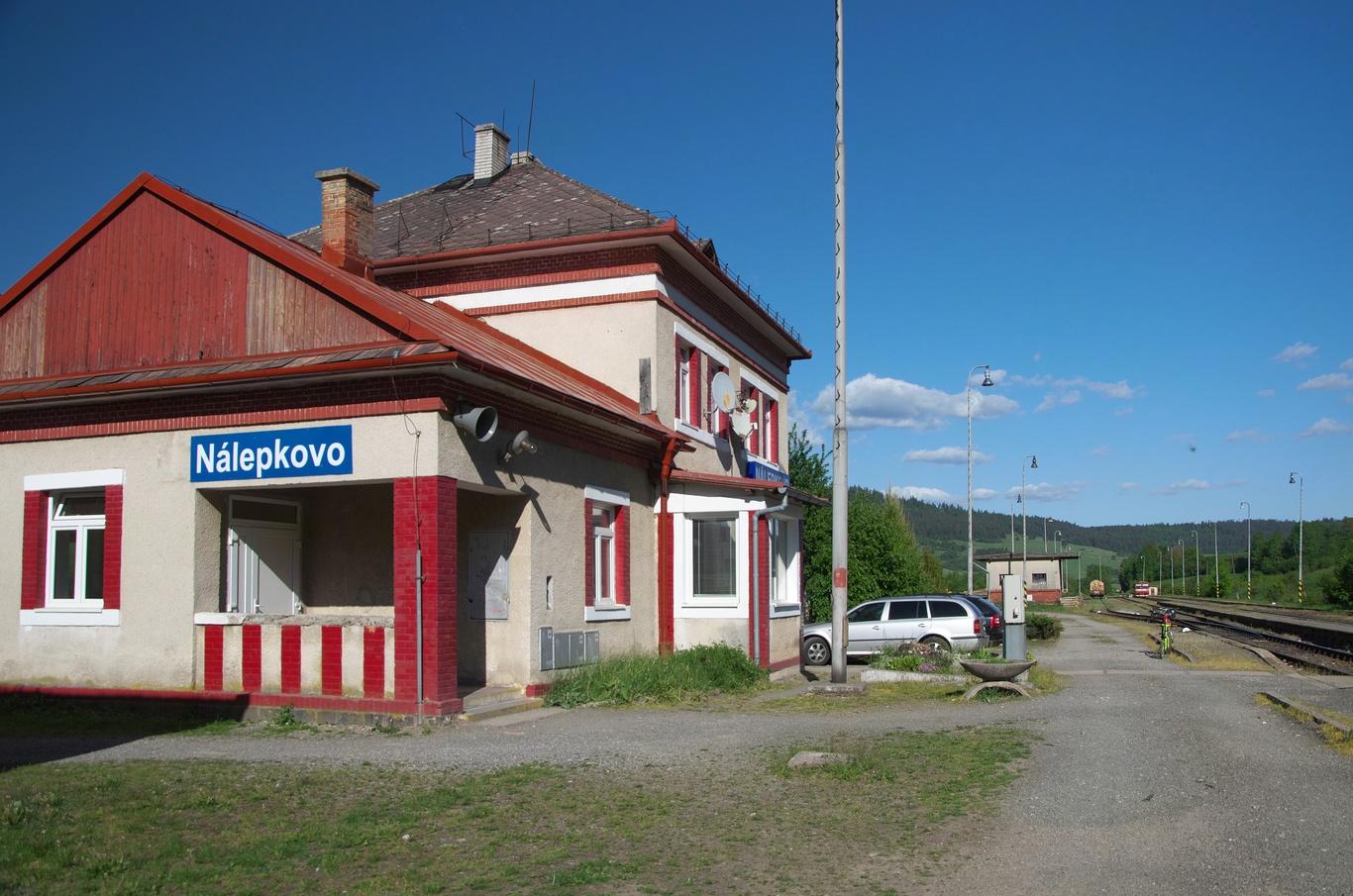 Nádraží Nálepkovo