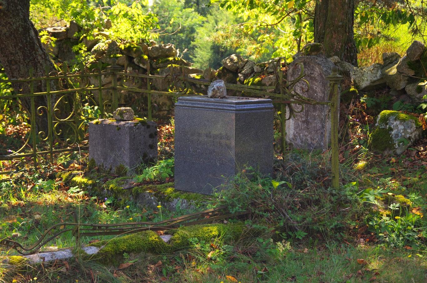 Staré Město pod Landštejnem, židovský hřbitov