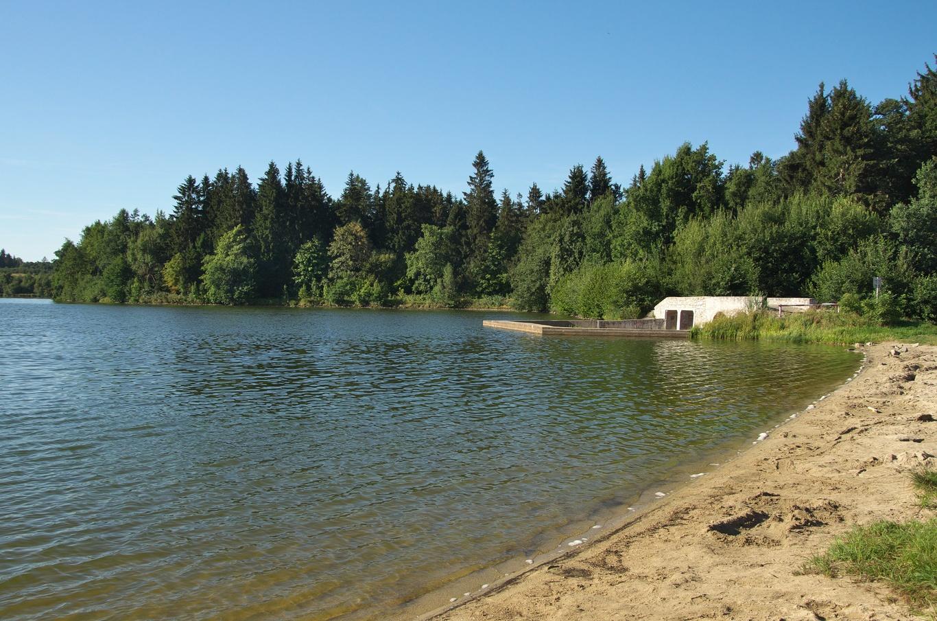 Rybník Osika