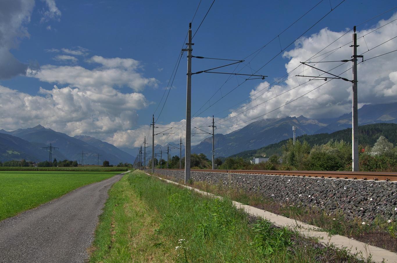 Cyklovýlet podél Drávy - Drávská cyklostezka