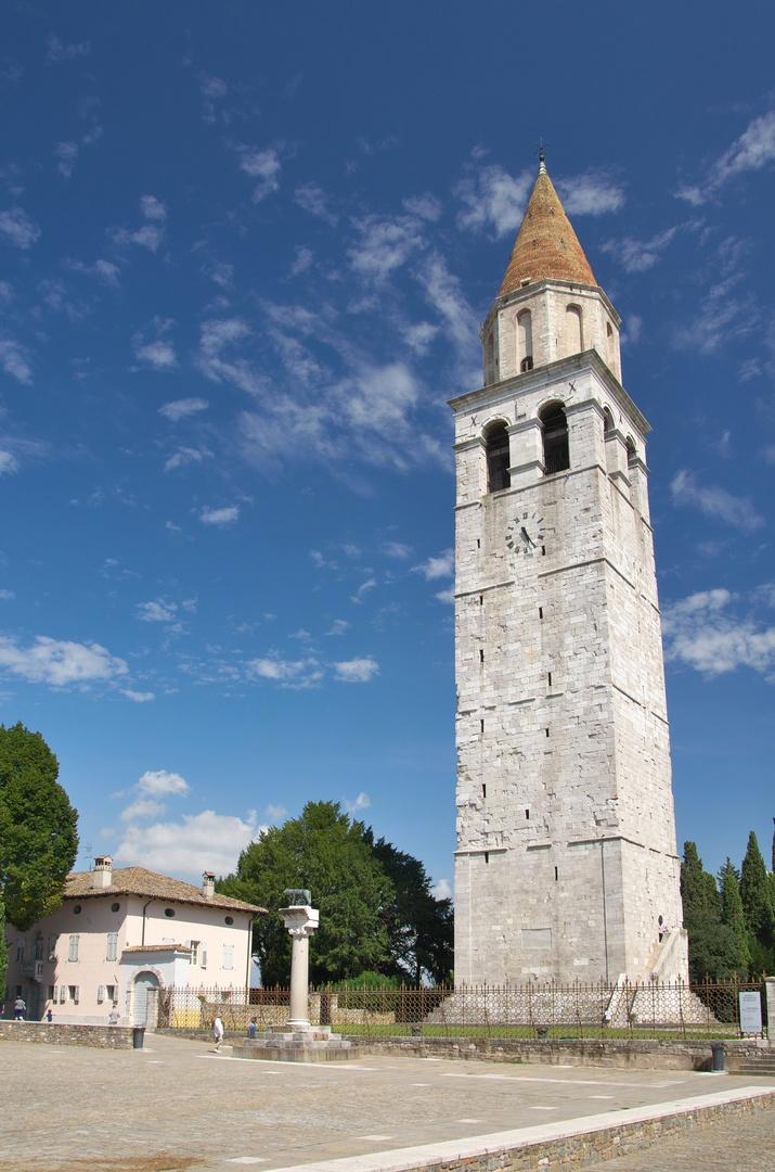 Aquileia, zvonice