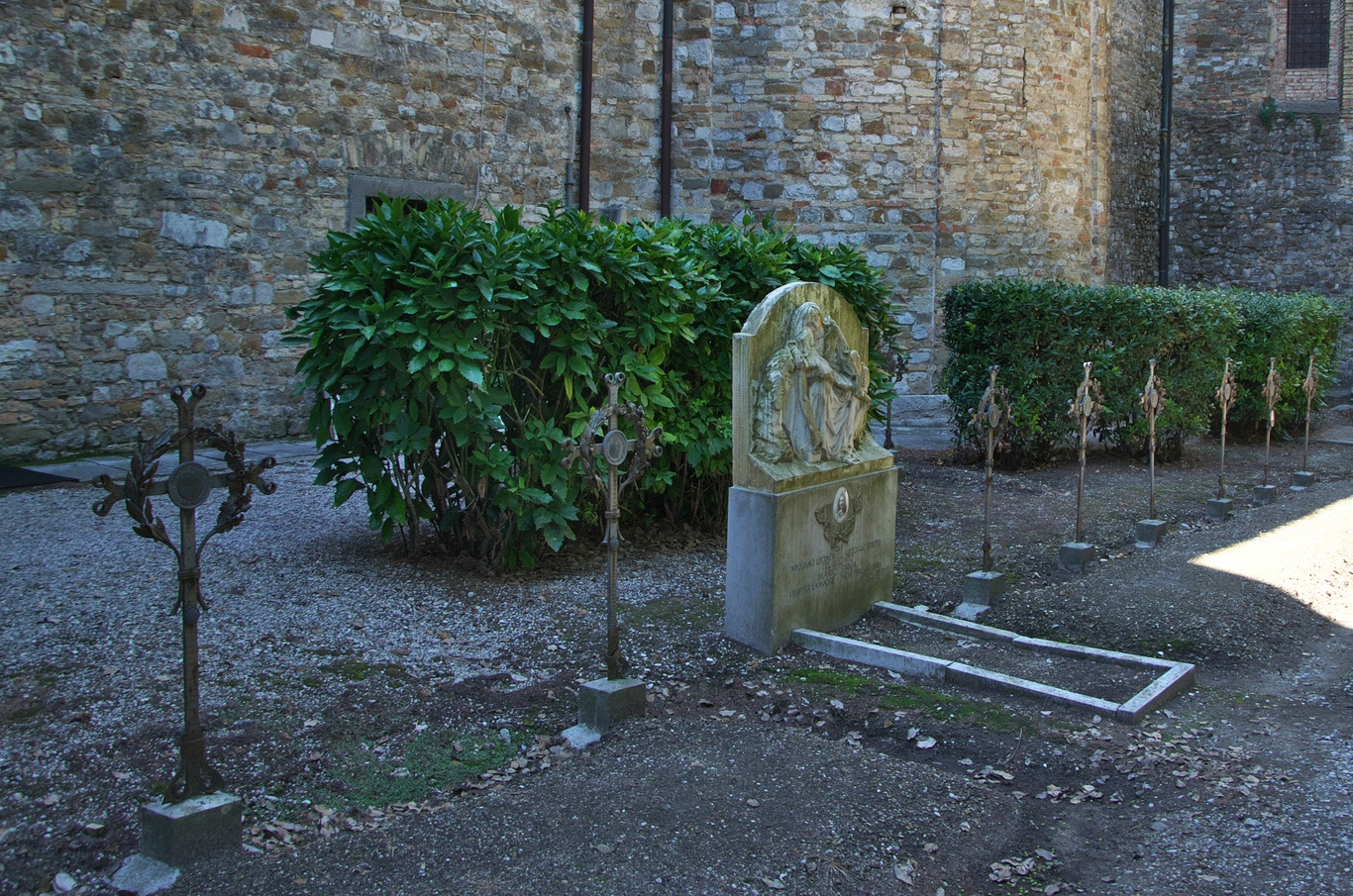 Aquileia, Cimitero degli Eroi di Aquileia