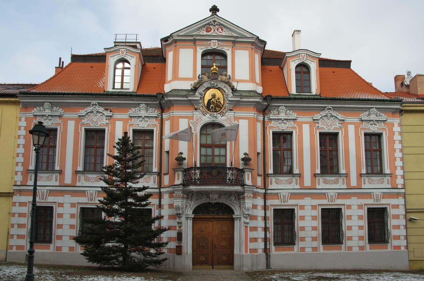 Sobkův palác na Masarykově třídě