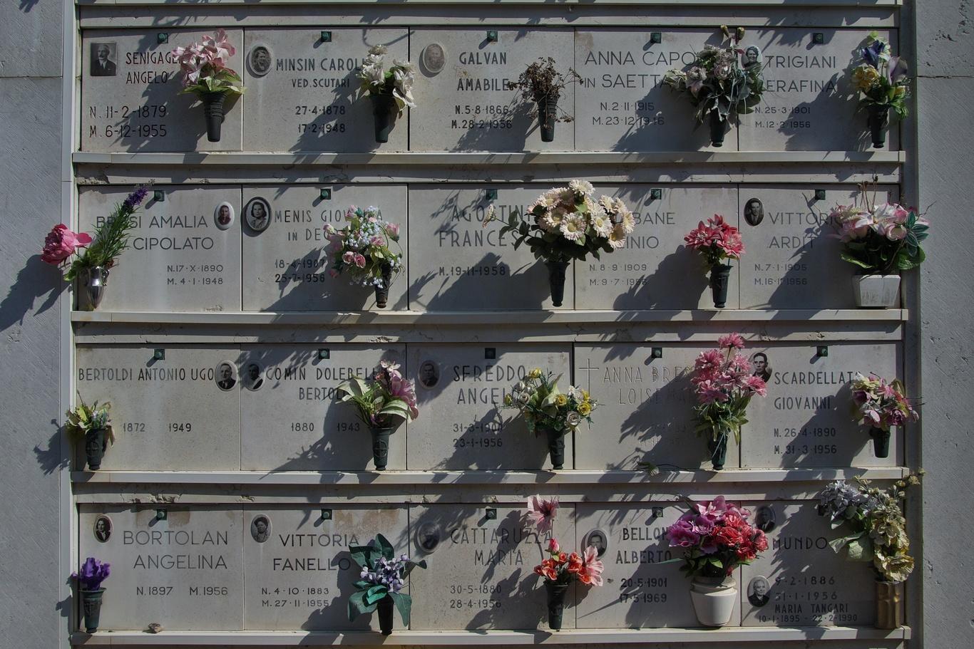 Hřbitov San Michele