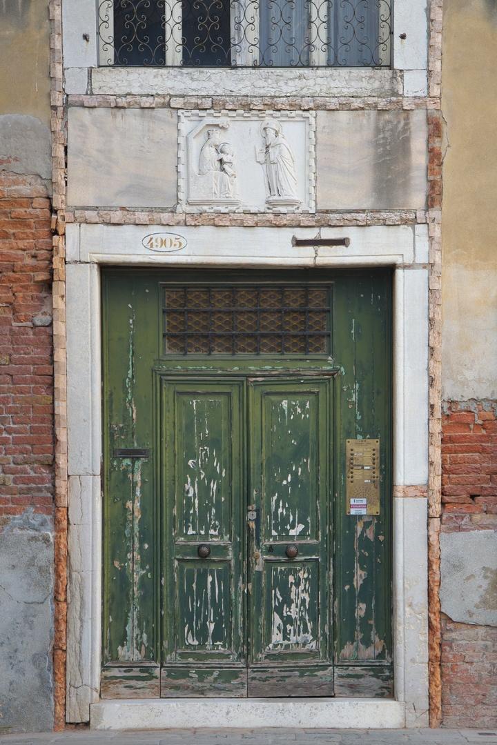 Benátky v detailech