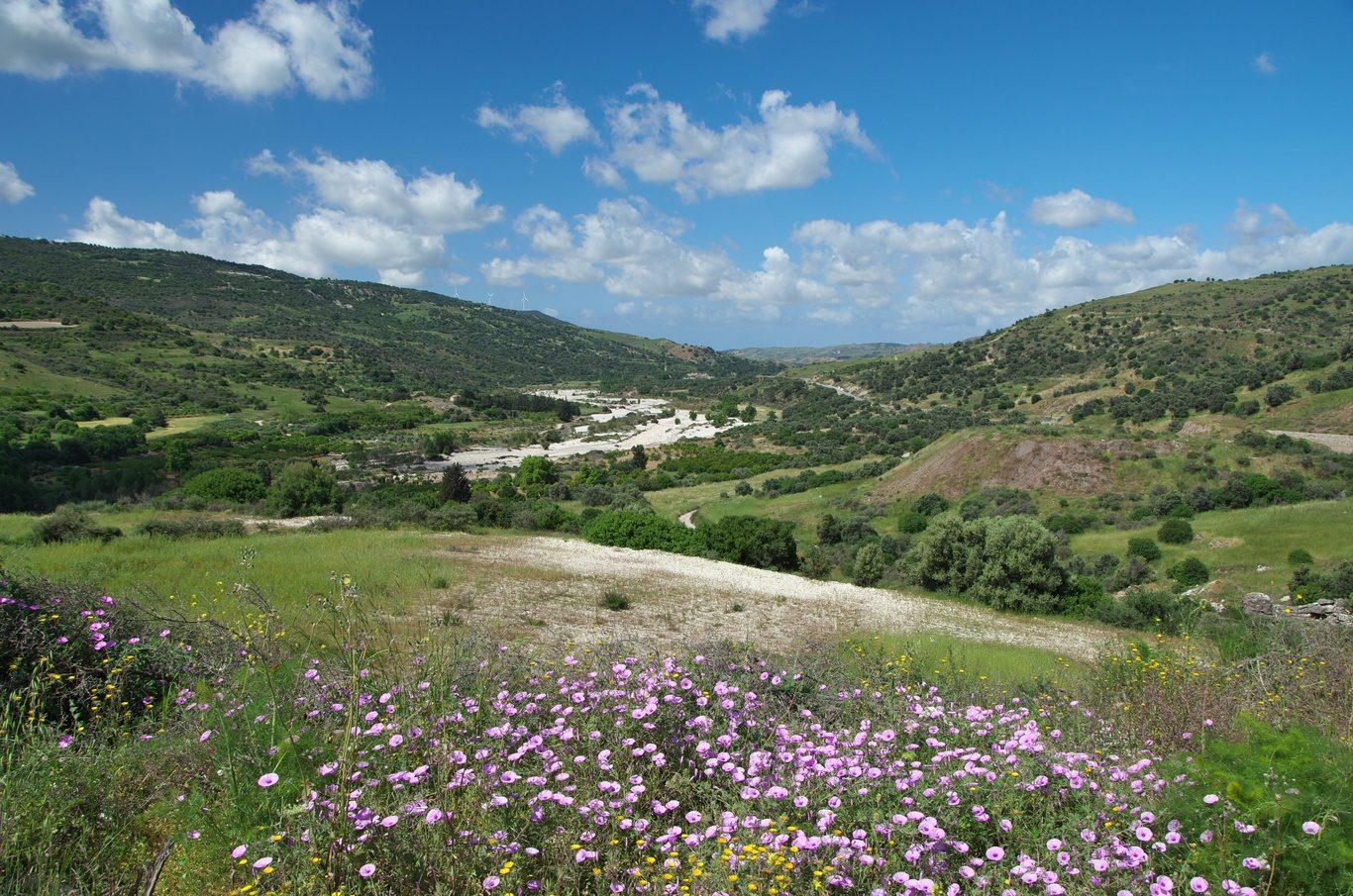 Údolí řeky Diarizos
