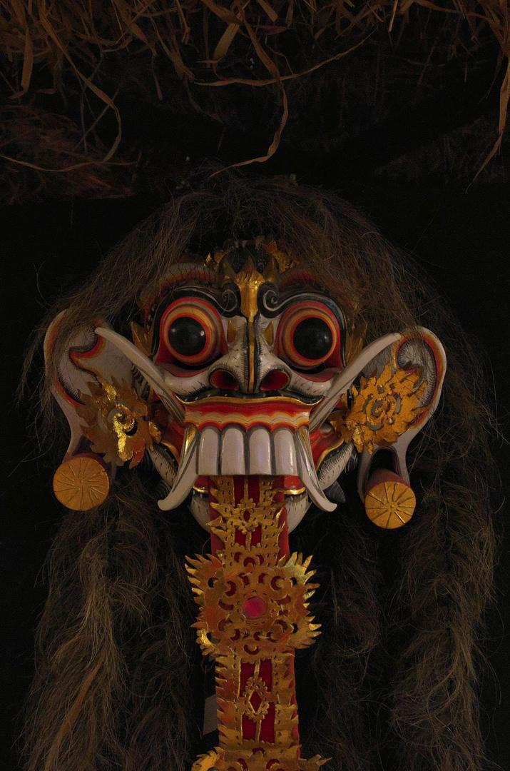 Palác šlechtičen, výstava Tajemná Indonésie